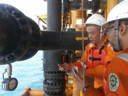 天津翔悦美国分公司印尼海上钻井油田堵漏
